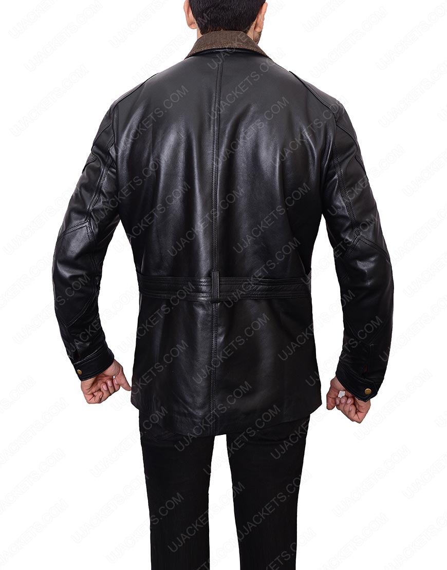 bane leather jacket