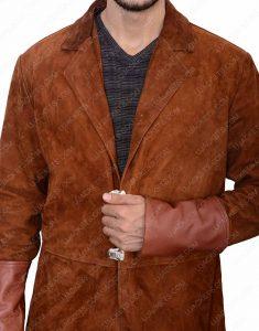 mal reynolds leather coat
