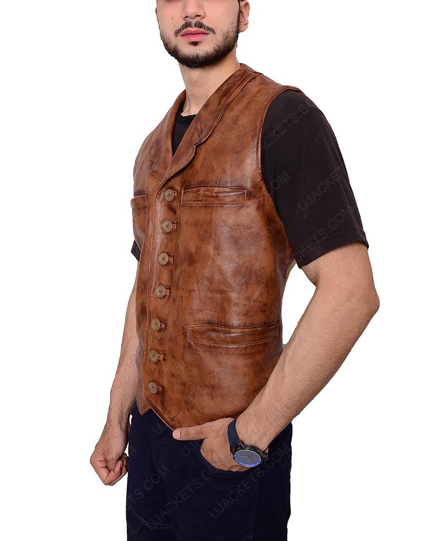 The Cowboys vest