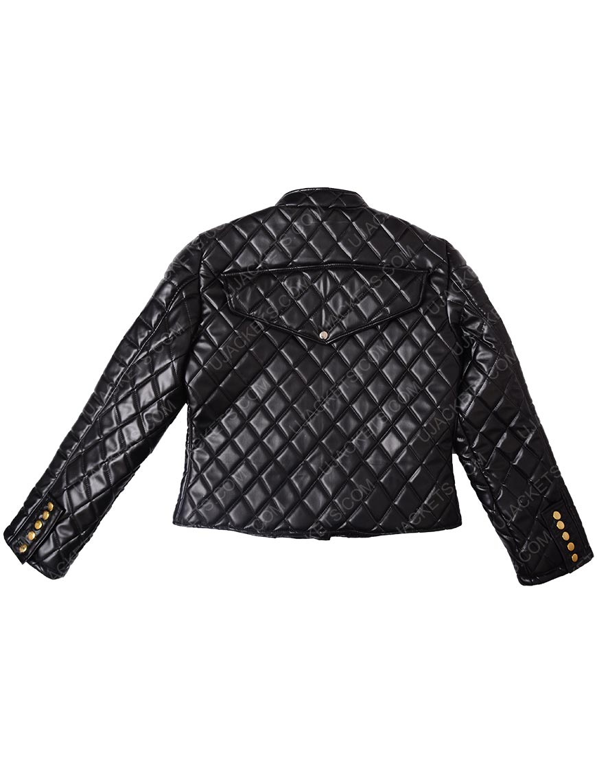 Nicki Black Jacket