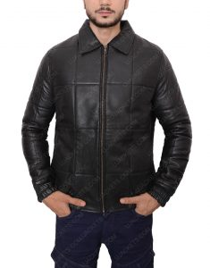 Johnny Depp Black jacket