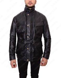 Dark Knight Rises Bane Black Jacket