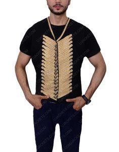 Hugh Jackman Long Coat With Vest