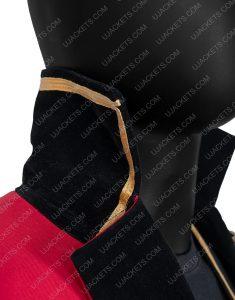 The Greatest Showman P.t. Barnum Hugh Jackman Coat With Vest Collar