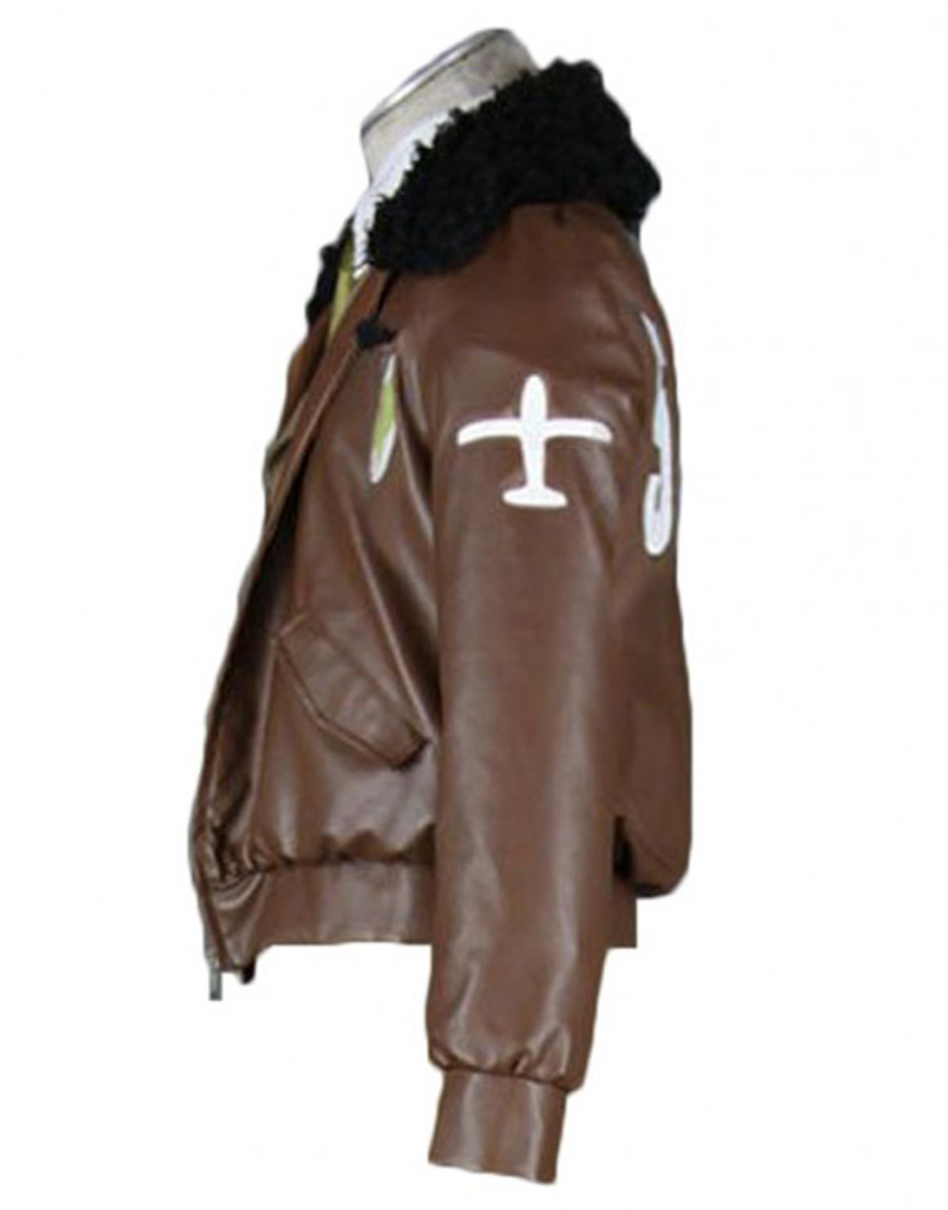 hetalia america brown jacket