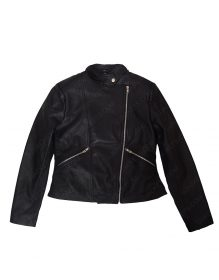 Game Night Leather Jacket