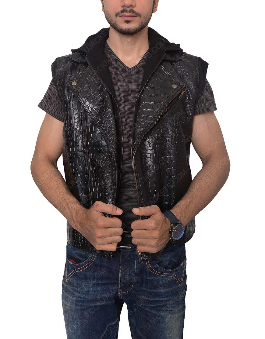 f5b9b9934 Get Aj Styles Vest With Hoodie for Sales on Ujackets