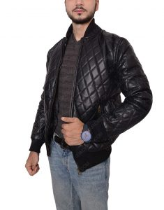 mens-slim-fit-zipper-quilted-black-biker-leather-jacket