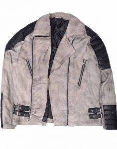 he walking dead christian serratos jacket