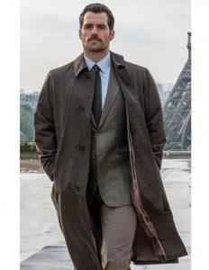August Walker Coat