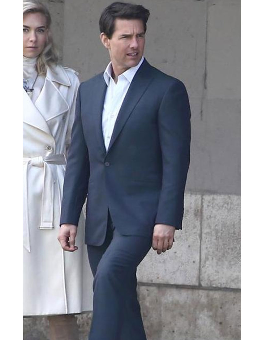 Mission Impossible 6 Blue Suit