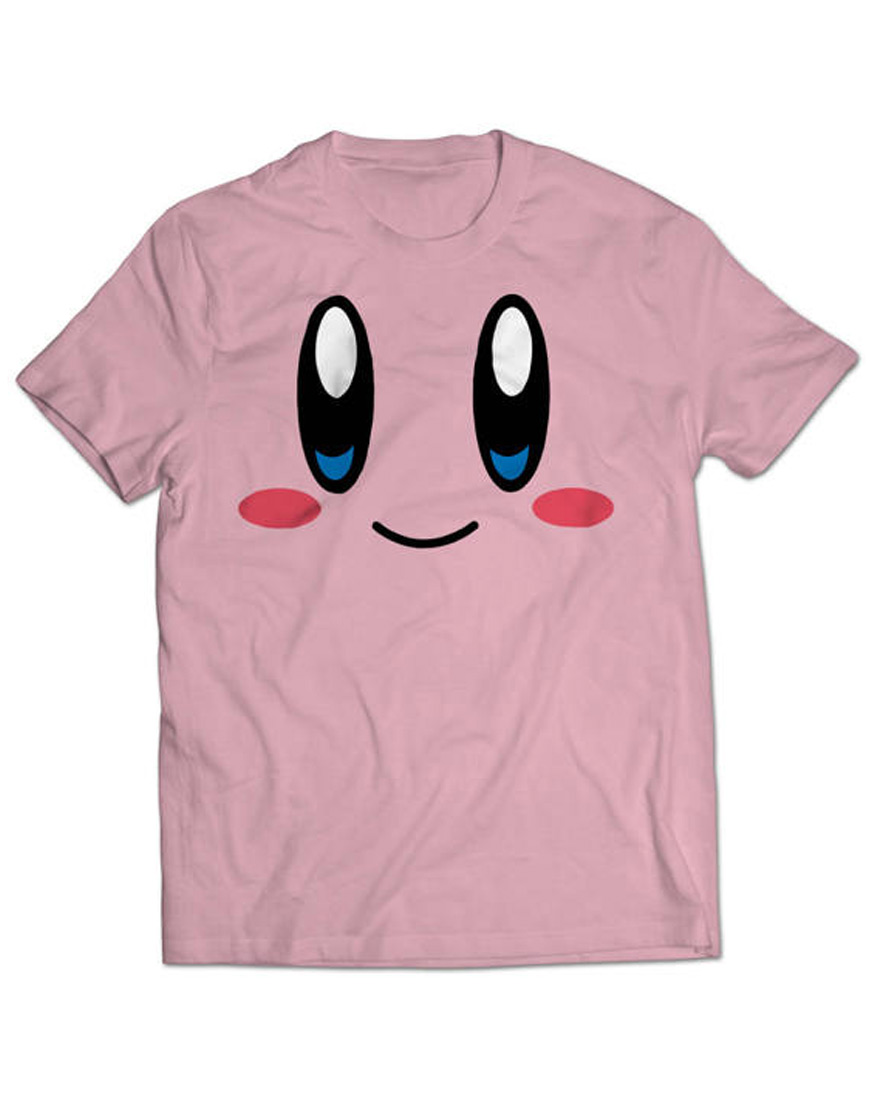 Kirby Face Shirt