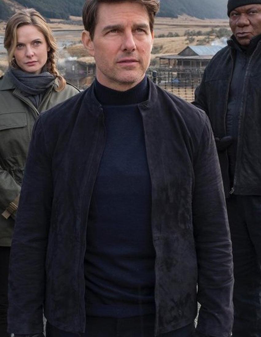 Fallout Tom Cruise Jacket