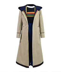 13th Doctor Long Coat