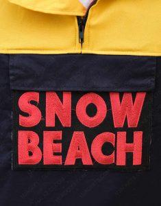 Beach Cotton Jacket