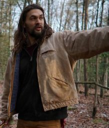 Braven Jason Momoa Aquaman Leather Jacket