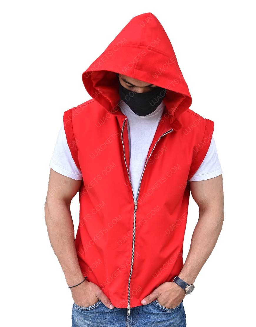Creed II Michael B. Jordan Hooded Vest