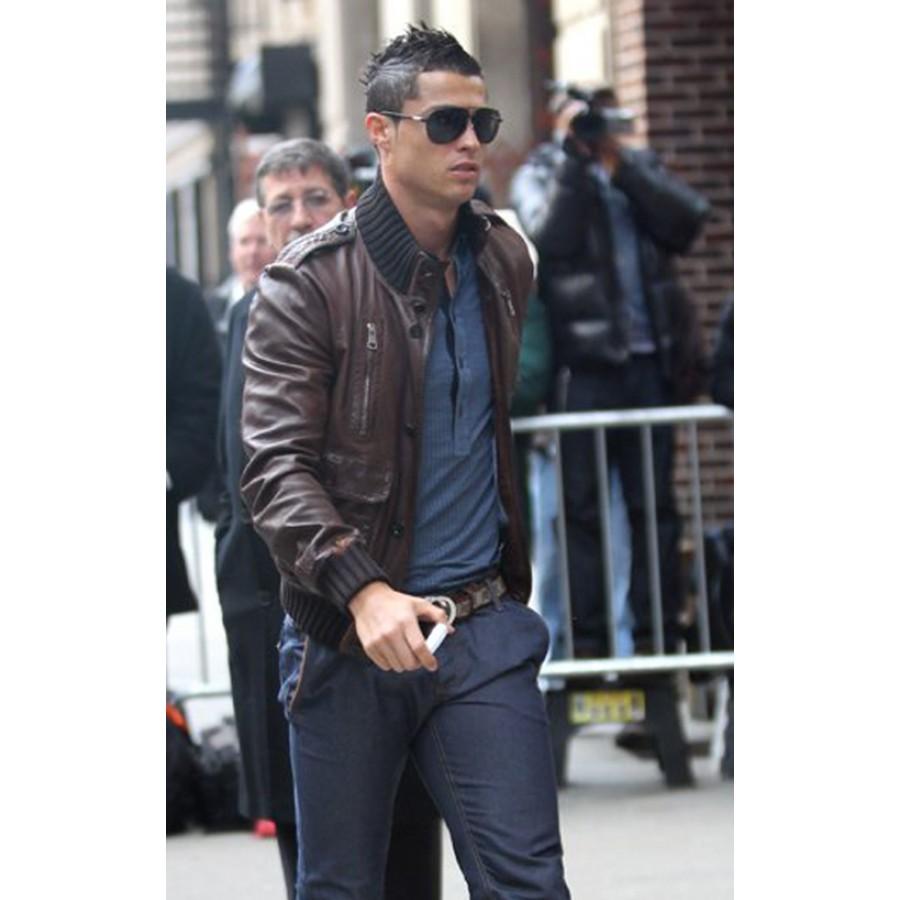 Cristiano Ronaldo Jacket