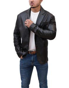 Ethan Hunt Leather Jacket