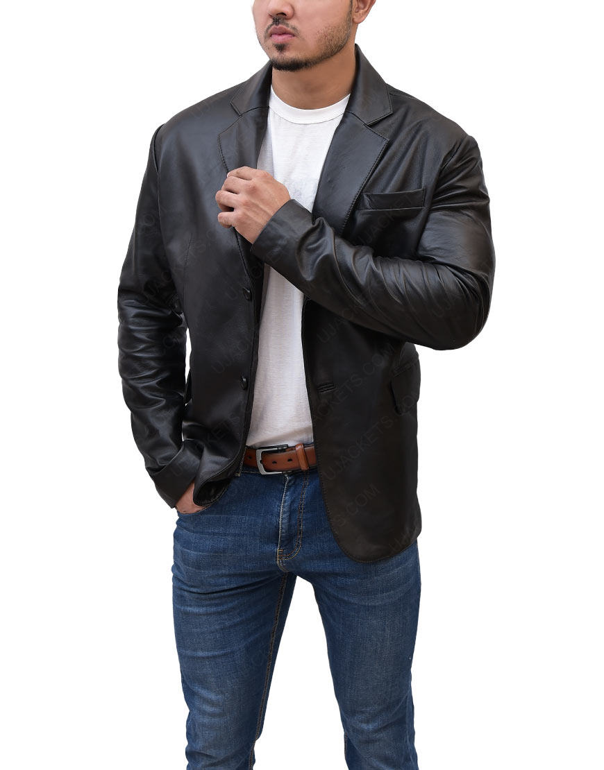 Ethan Hunt Leather Jacket