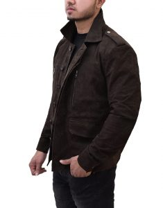 Fifty Shades Leather Jacket
