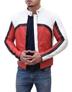 Freddie Mercury Bohemian Rhapsody Rami Malek Leather Jacket