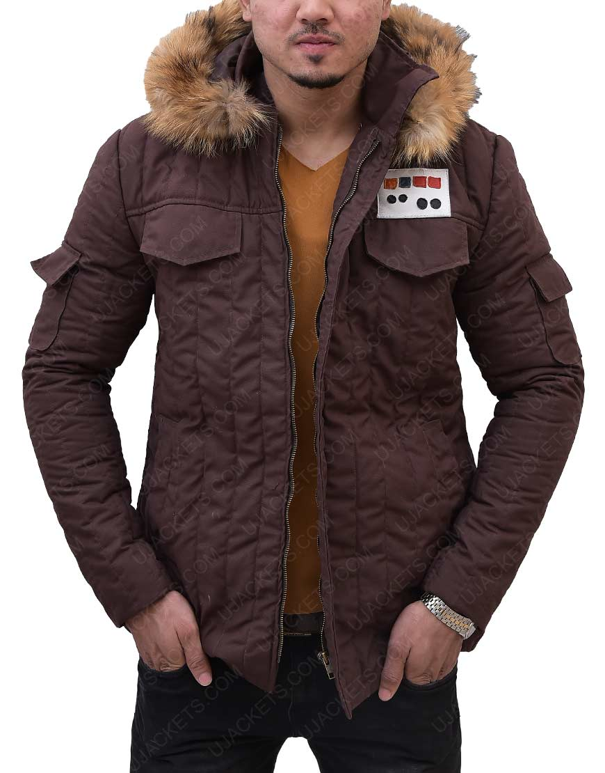 Hoth Parka Hooded Jacket