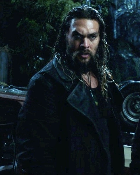 Jason Momoa Arthur Curry Aquaman Coat