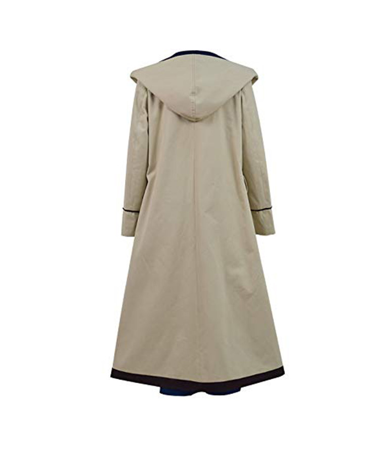 Jodie Whittaker Coat