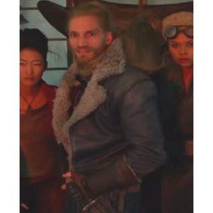 Leifur Sigurdarson Mortal Engines Coat