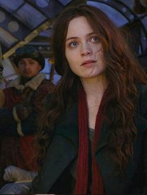 Mortal Engines Hera Hilmar Long Trench Coat