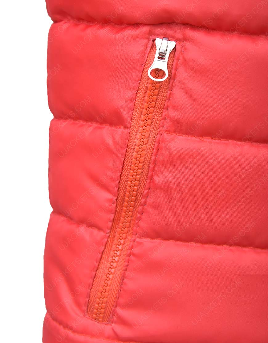 Puffer Down Quilted Jacket