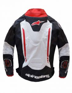 Racing motorcycle jacket
