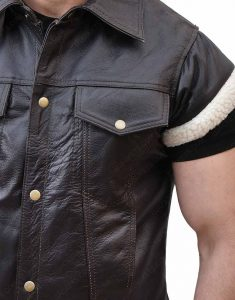 Red Dead Redemption 2 Leather Vest