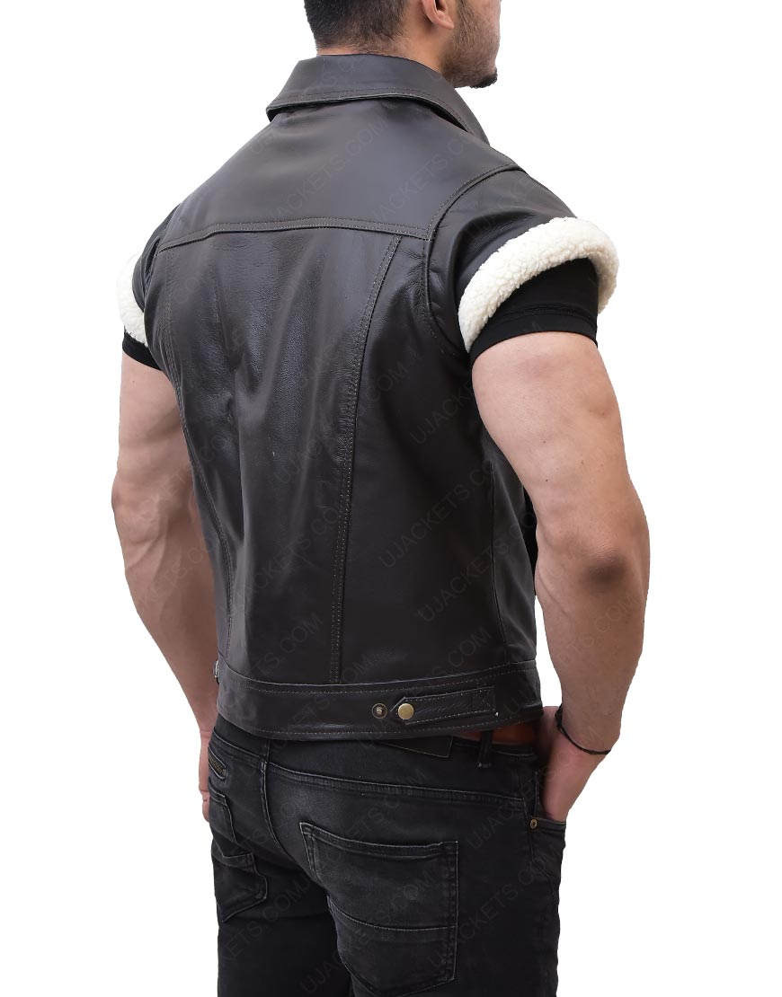 Redemption 2 vest