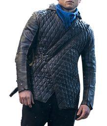 Robin Hood Taron Egerton Jacket