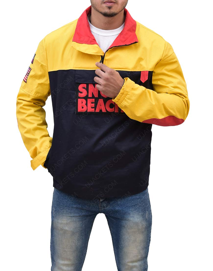 Snow Beach Cotton Jacket