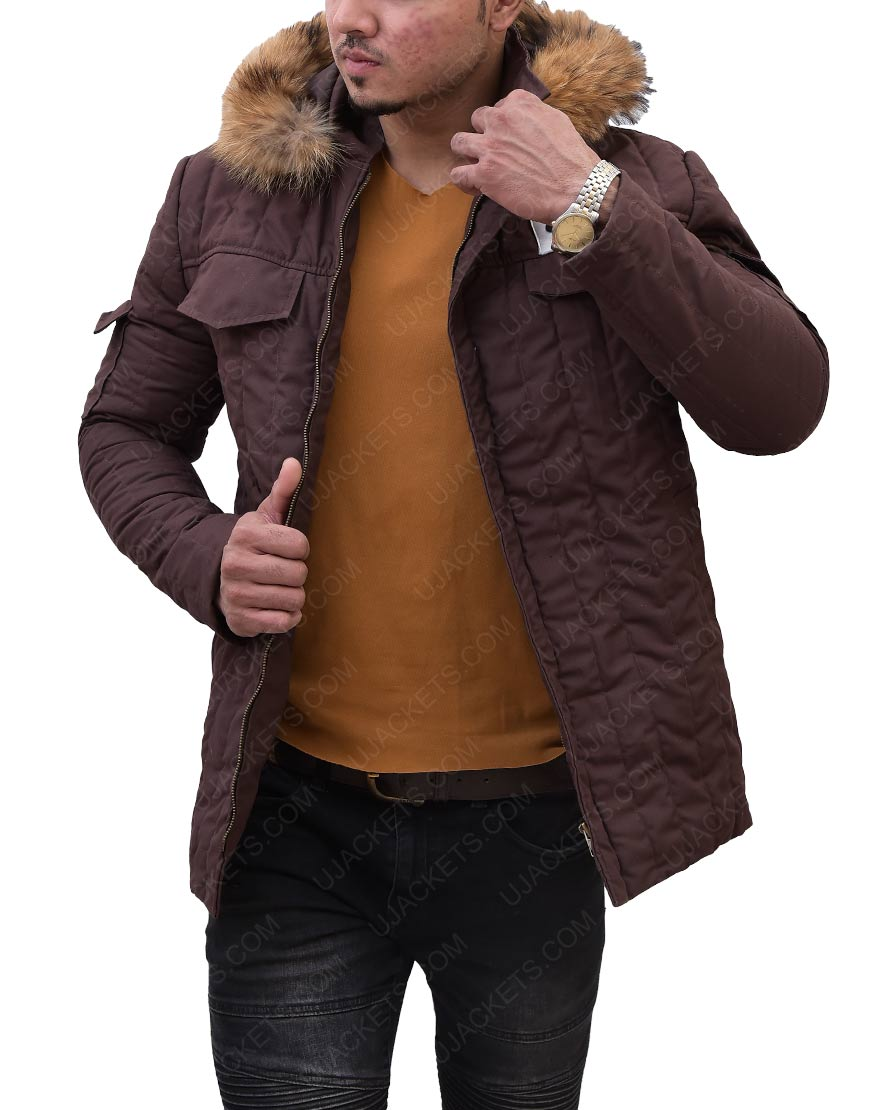 Star Wars Han Hooded Jacket