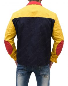 The Hip Hop Snow Beach Cotton Biker Jacket