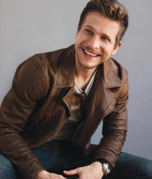 The Resident Matt Czuchry Leather Jacket