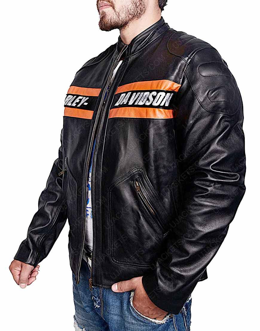 WWE Bill Goldberg Harley Davidson Vintage