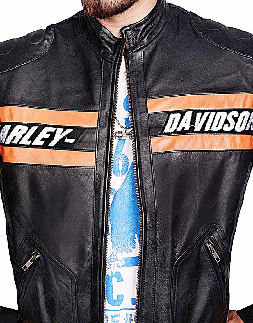 WWE Bill Goldberg Harley Jacket