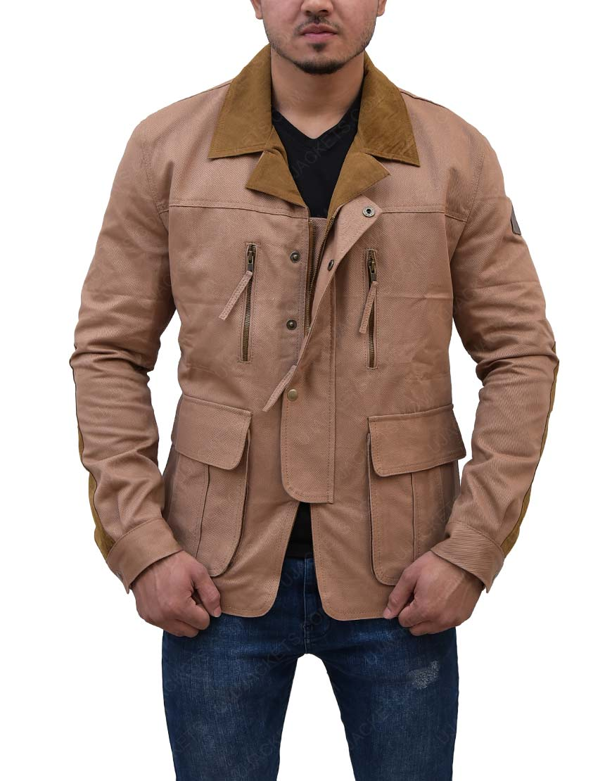 Will Atenton Daniel Craig Dream House movie Jacket