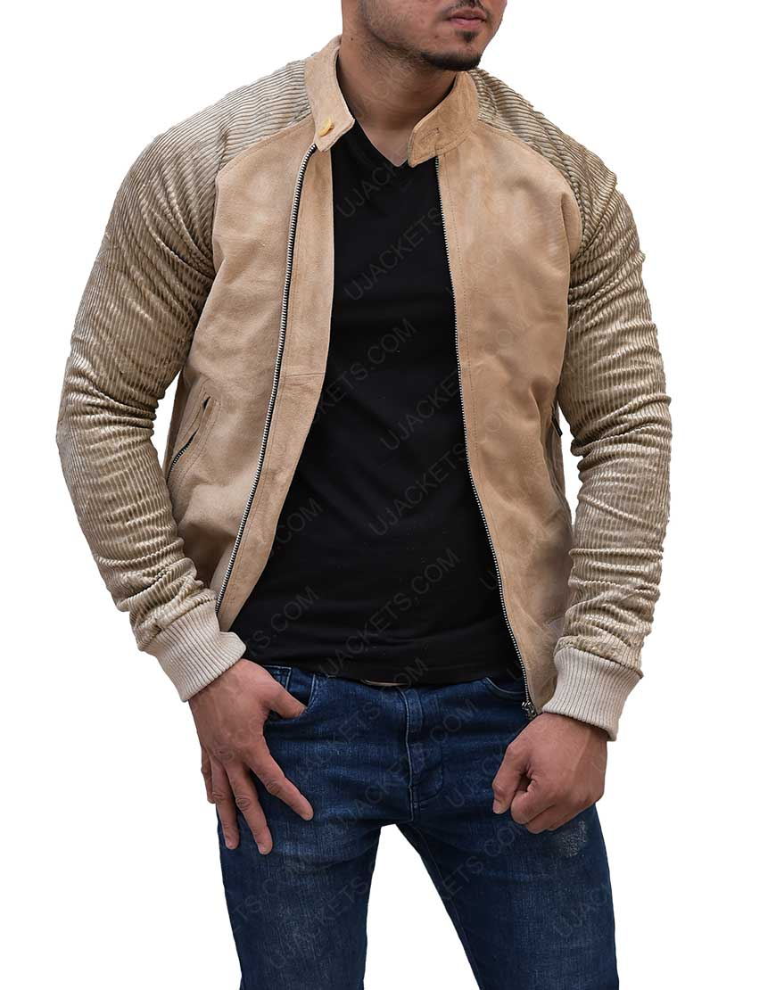 Will Smith Cotton Jacket