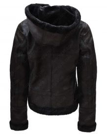Women Hooded Jacket