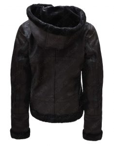Women Hooded Jacket