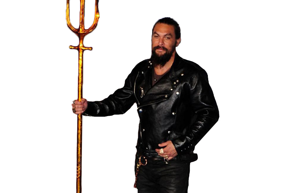 aquaman leather Jacket