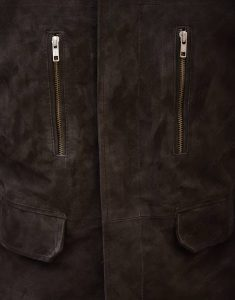fifty shades suede leather jacket