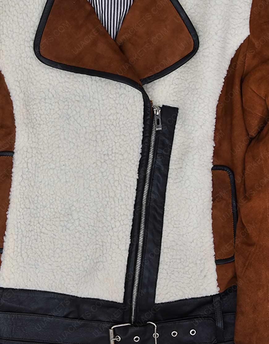 women B3 Leather Jacket
