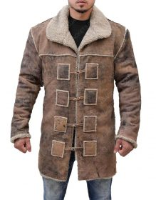 Anson Mount Hell On Wheels Cullen Bohannon Jacket